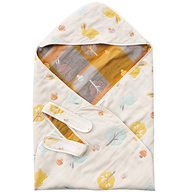 快樂森林六層紗包巾
