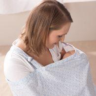 時尚媽咪哺乳巾