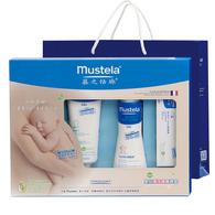 嬰兒清潔護膚禮盒(雙潔乳+潤膚乳+屁屁膏+免用水潔淨液)