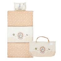 優雅比得兔幼教兒童兩件式睡袋