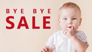 BYE BYE SALE